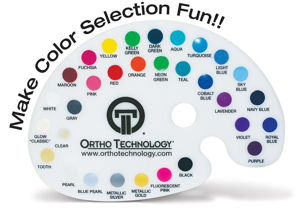 Braces Color Idea