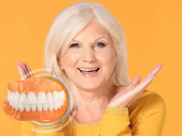 Dentures at Whole Dental Design